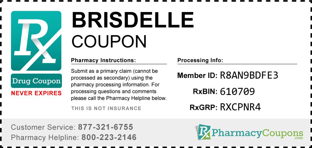 Brisdelle Prescription Drug Coupon with Pharmacy Savings