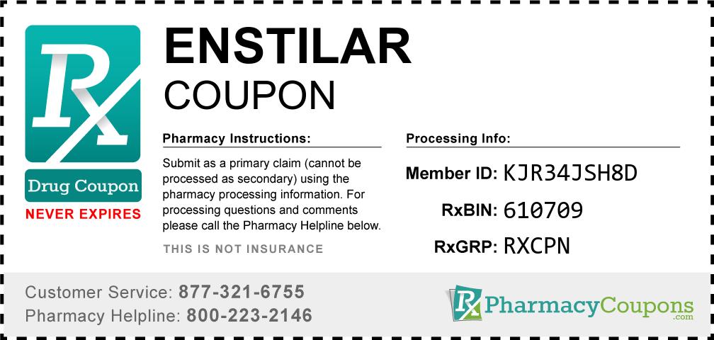 Enstilar Prescription Drug Coupon with Pharmacy Savings