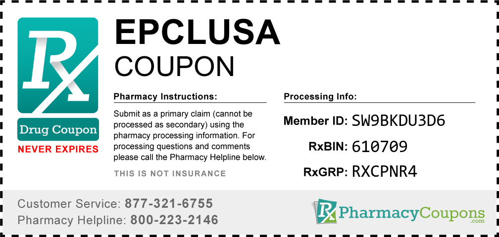 Epclusa Prescription Drug Coupon with Pharmacy Savings