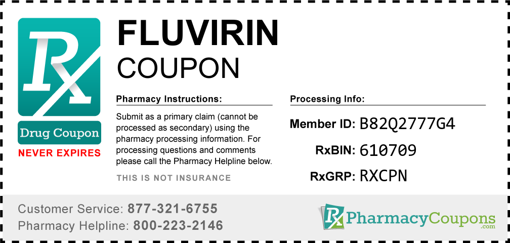 Fluvirin Prescription Drug Coupon with Pharmacy Savings