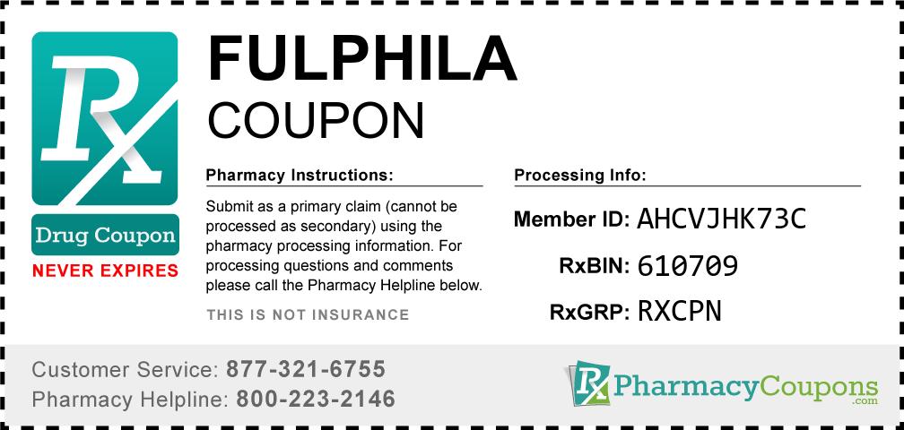 Fulphila Prescription Drug Coupon with Pharmacy Savings