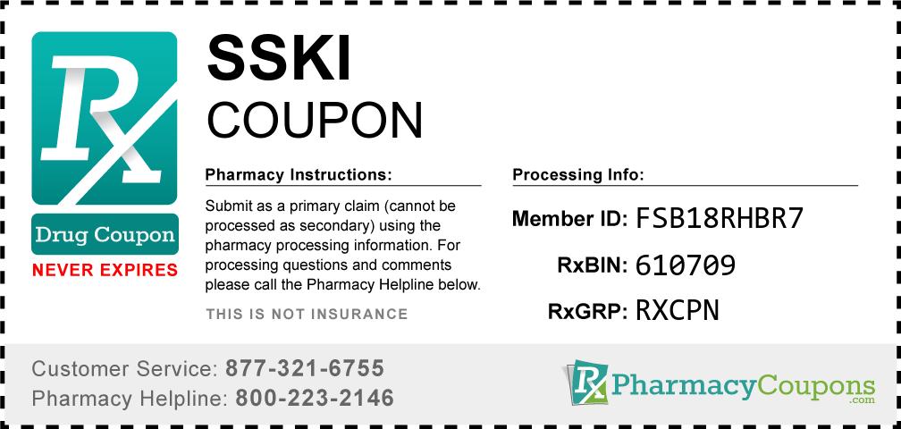 Sski Prescription Drug Coupon with Pharmacy Savings