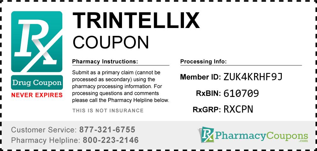 Trintellix Prescription Drug Coupon with Pharmacy Savings