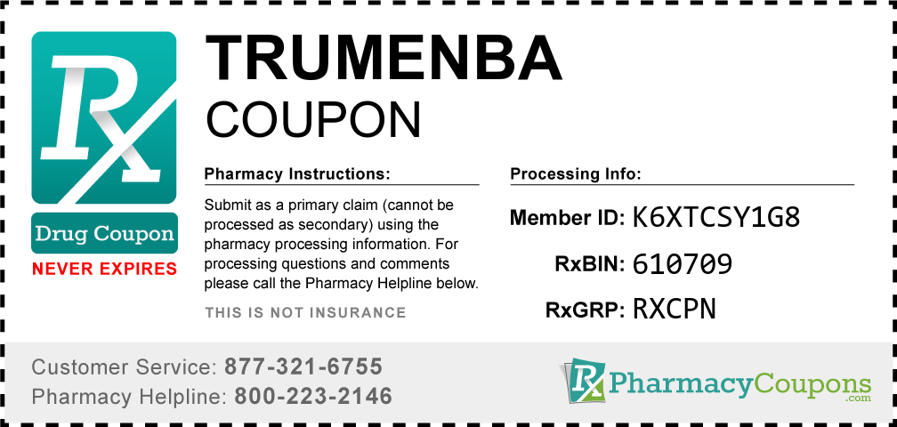 Trumenba Prescription Drug Coupon with Pharmacy Savings